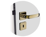 Fechadura Icaro Way Interna 40X53 R24 - Ovh